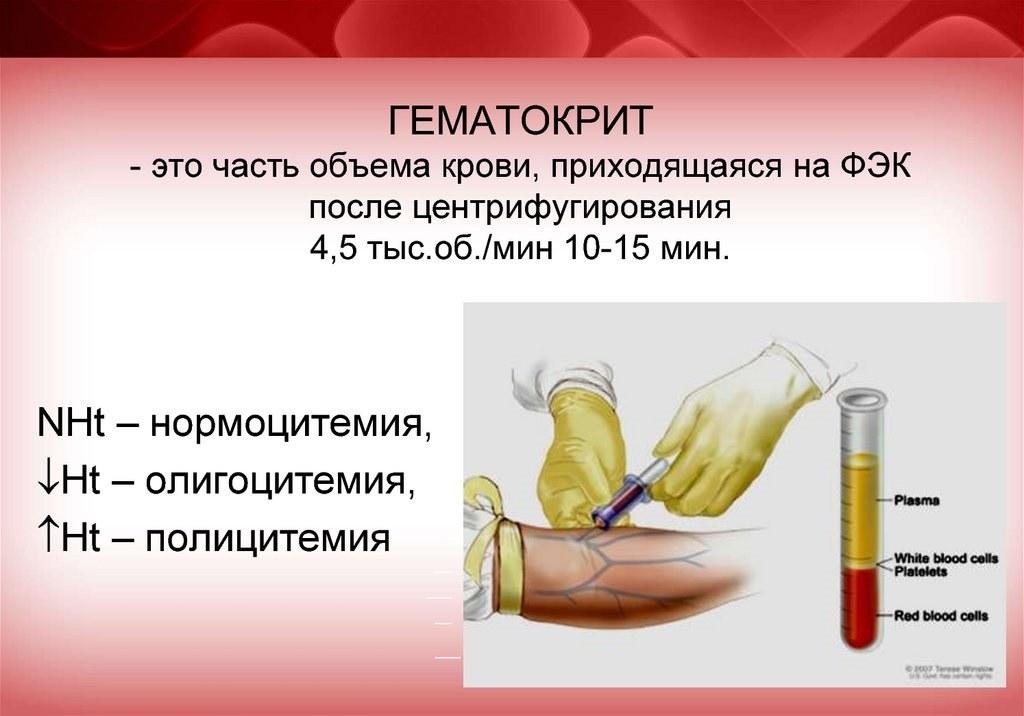 Гематокрит — википедия с видео // wiki 2