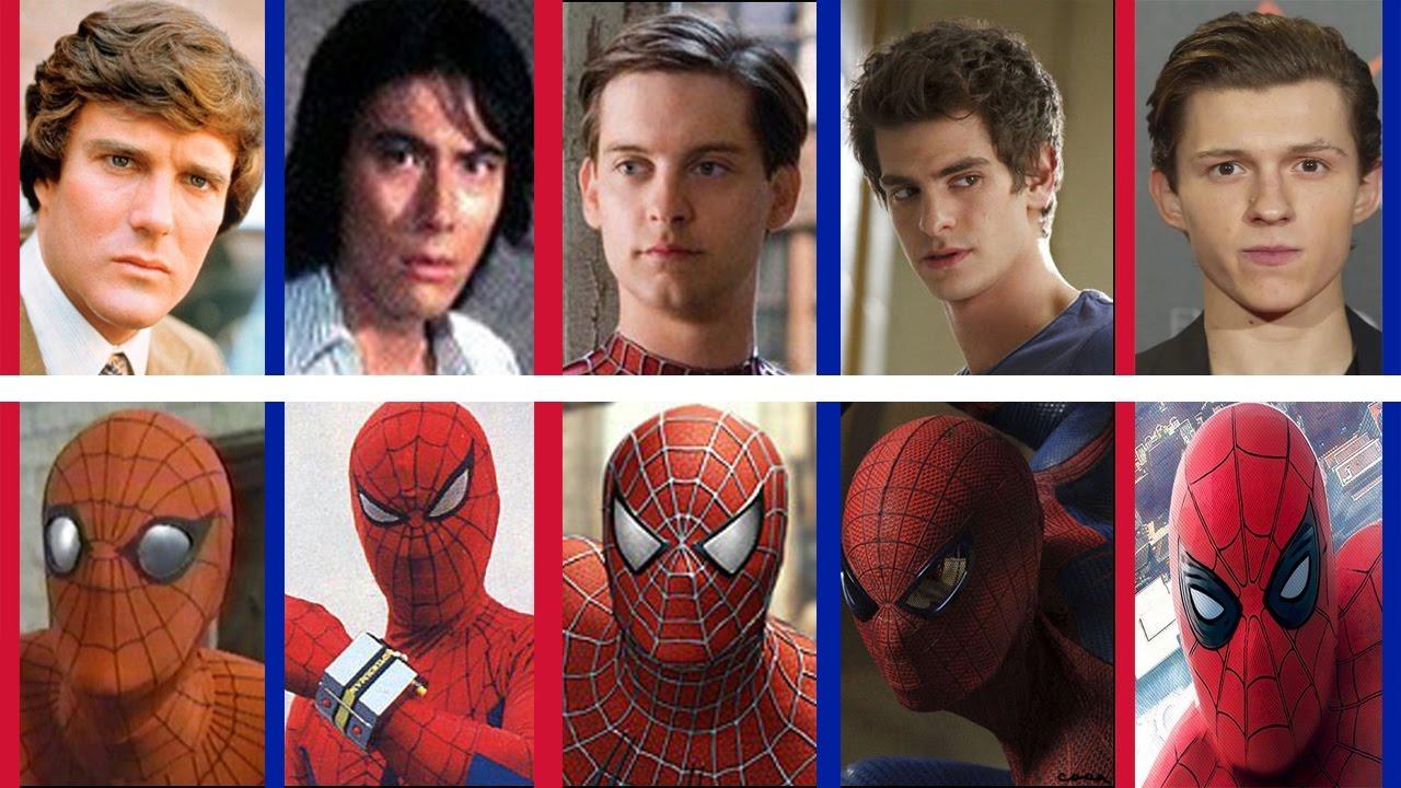 Все фильмы про человека-паука по порядку список