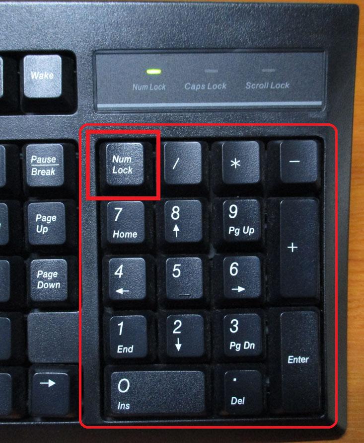 Num lock что это такое на клавиатуре | monews.ru