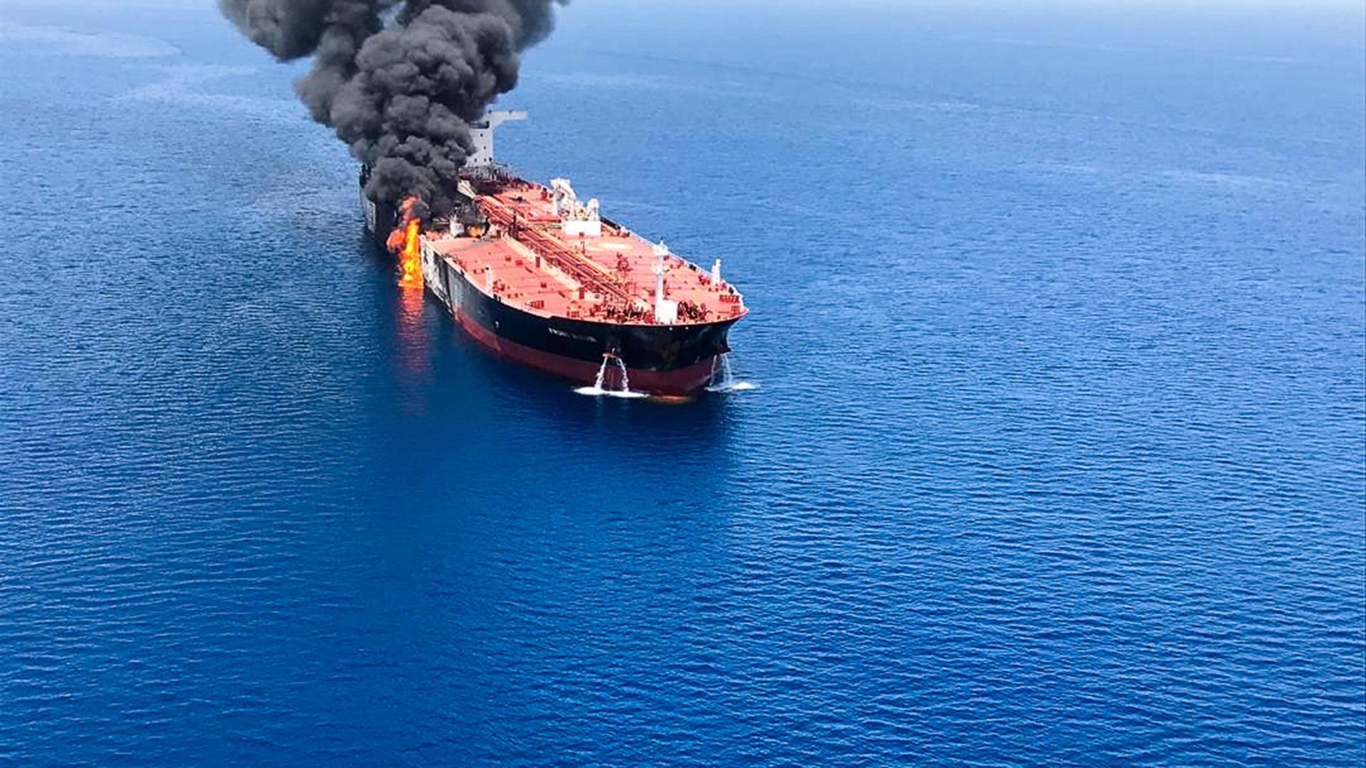 Левиафаны, пьющие нефть: супертанкеры | журнал популярная механика