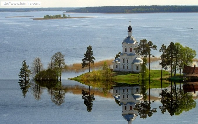 Озеро селигер: описание, особенности, фото