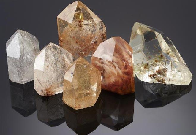 Кварц - камень свойства минерала фото происхождение описание