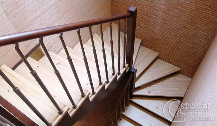 Лестничный пролет что это такое - всё о лестницах