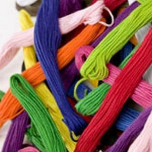 Мулине для вышивки от разных производителей и перевод цветов дмс в гамму