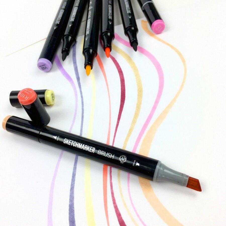 Как оживить перманентный маркер — priborka