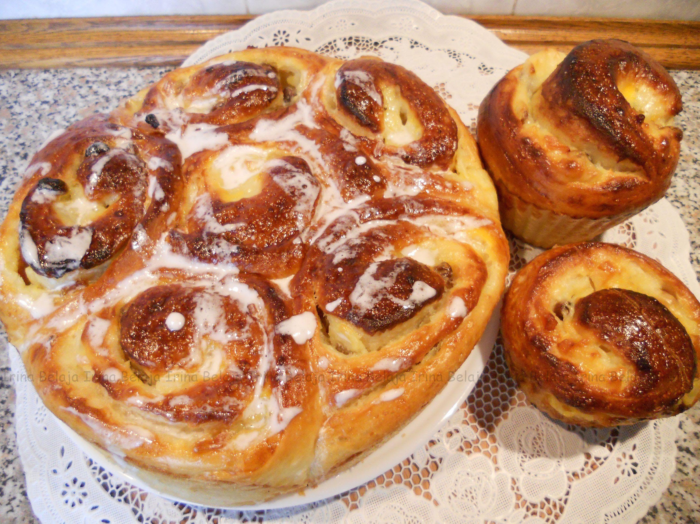 Бриошь – парижская, кельтская, яблочно-медовая, рецепт на закваске и с кремом