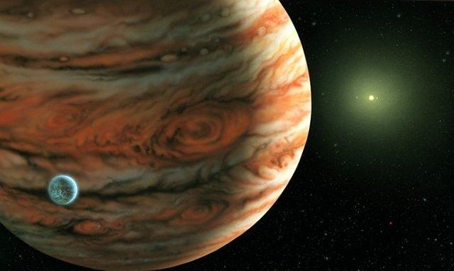 Состав и масштабы солнечной системы
