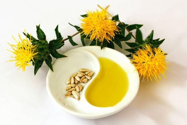 Масло сафлоровое польза и вред как принимать, концентрат сафлора, что это?