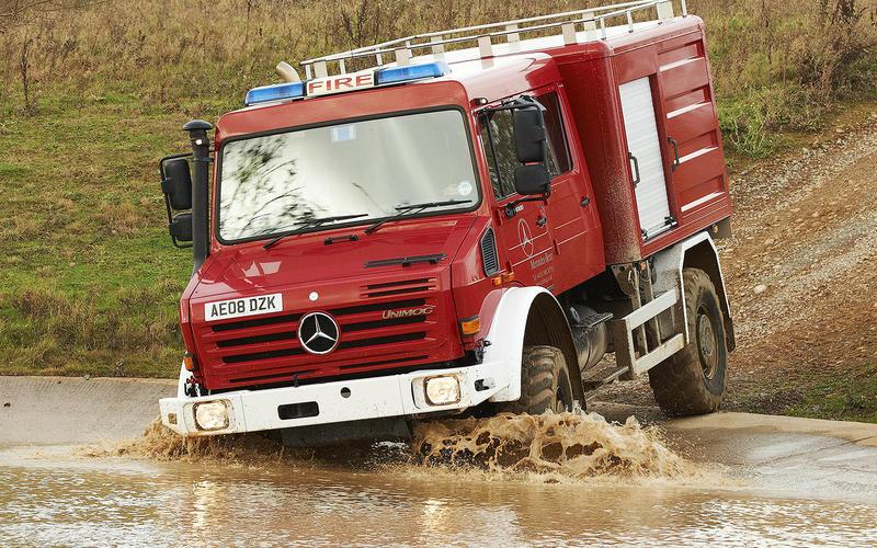 Классификация пожарных автомобилей: назначение и виды