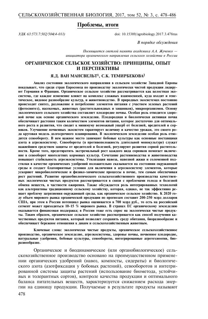 Монокультура - monoculture
