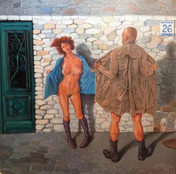 Эксгибиционист - это человек, демонстрирующий свои половые органы в неподходящем месте и ситуации. причины эксгибиционистского поведения - psychbook.ru