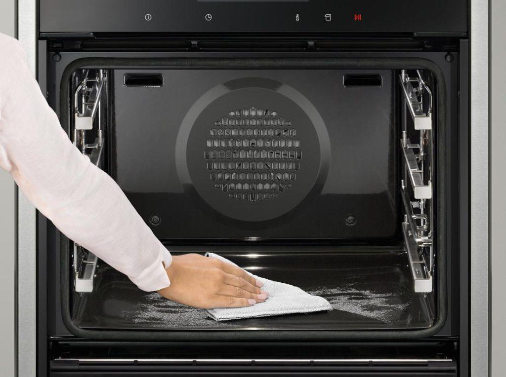 Гидролизная очистка духовки что это такое?