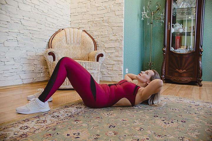 Глава 4 оздоровительные комплексы упражнений