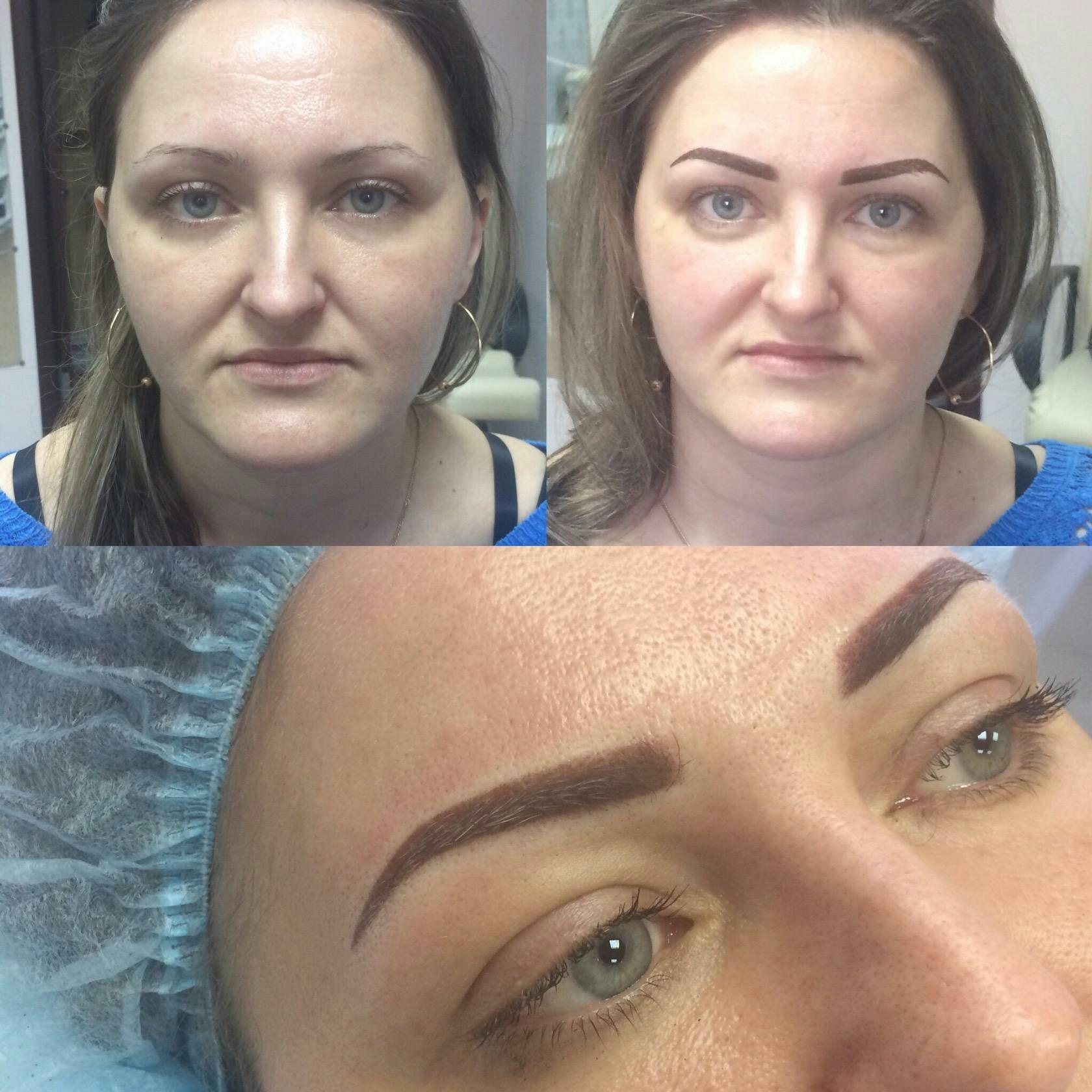 Перманентный макияж - стоит ли его делать? - центр эстетической медицины