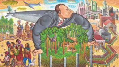 Присваивающее и производящее хозяйство