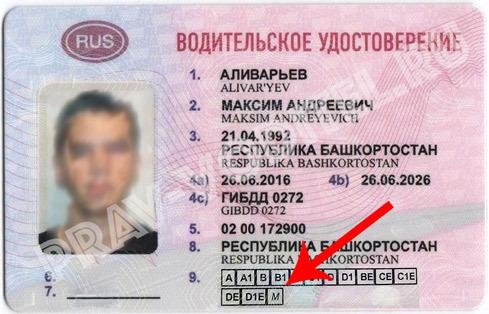 Что такое категория м1 водительских прав (удостоверения) в 2020 году