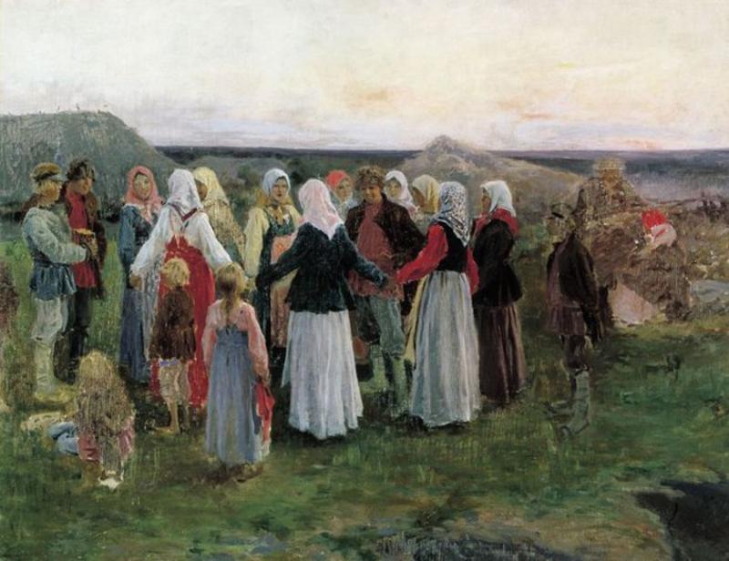 Магическая сила славянского хоровода | крамола