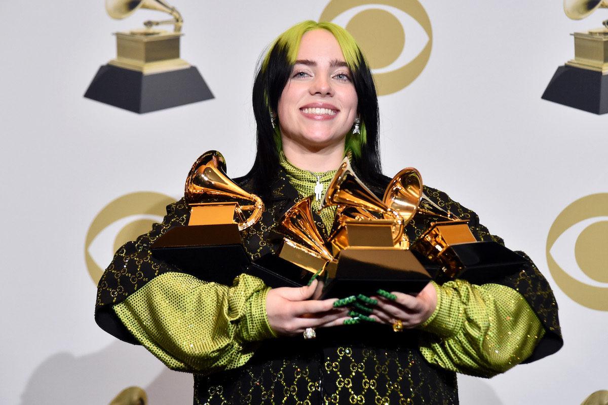 Премия «грэмми» за лучшую запись года