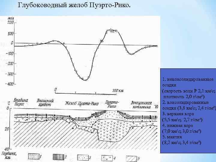 Глубоководные океанические желоба: определение, формирование и примеры
