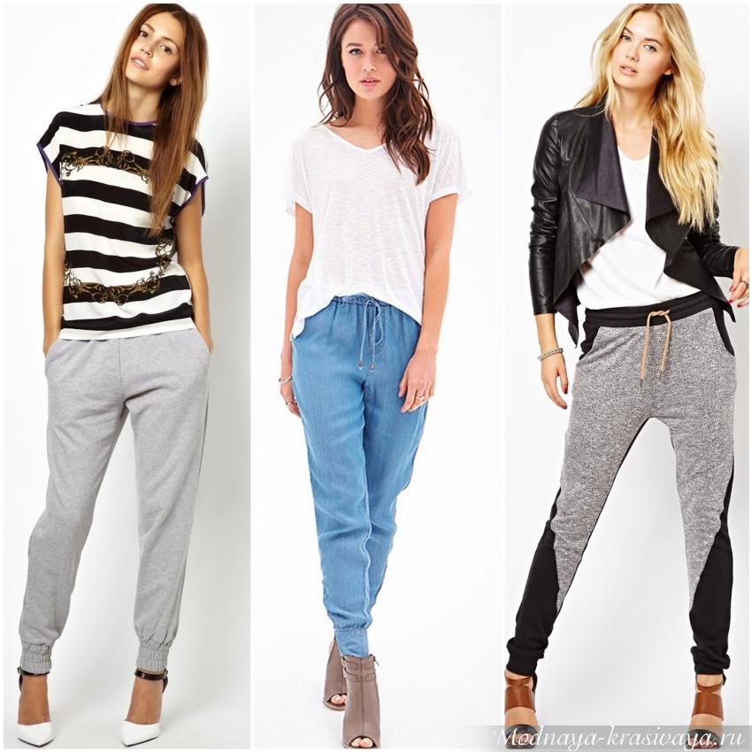 Мужские штаны-джоггеры: с чем носить, фото стильных образов