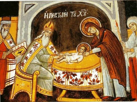 Обрезание господне: история и христианский смысл праздника, богослужебные особенности + посвященные торжеству иконы