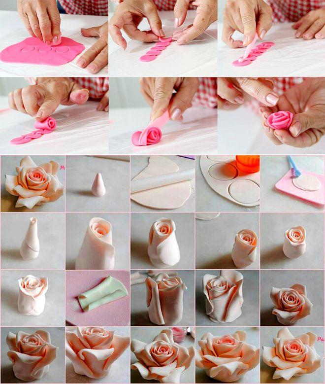 Как приготовить мастику для торта в домашних условиях