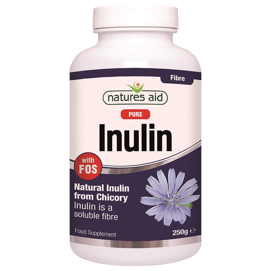 Натуральный пребиотик инулин для здоровья и красоты