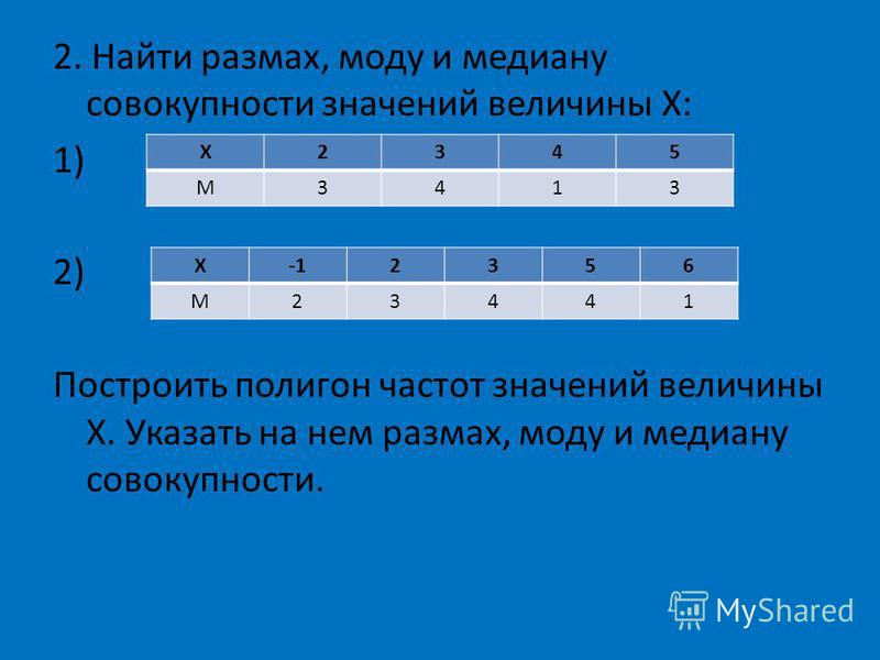 Медиана (статистика)