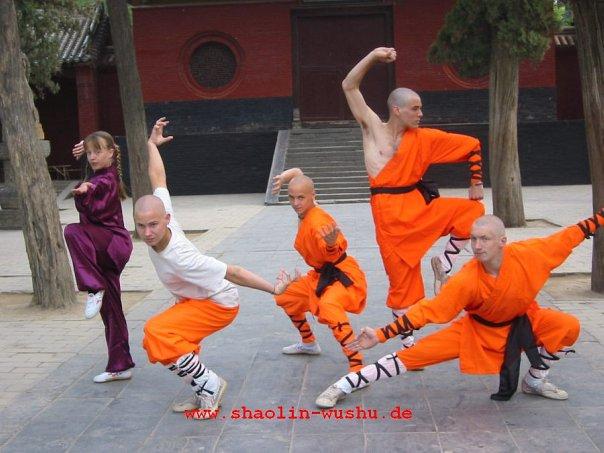 История кунг-фу в китае