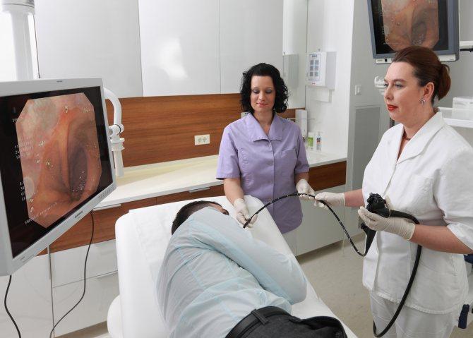 Исследование и анализ желудка фгдс: как легко и безболезненно перенести, описание процедуры, как правильно дышать и глотать зонд во время гастроскопии