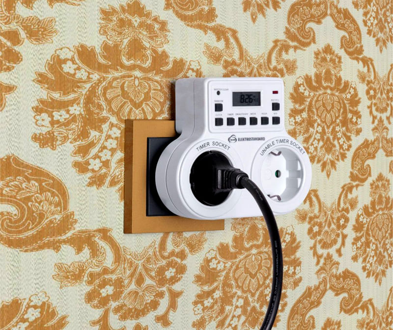 Розетка с таймером, устройство, принцип работы, установка и настройка, популярные модели, как выбрать, отзывы - elektrikexpert.ru