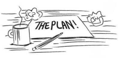 Тезисный план текста: как составить назывной или вопросный план и примеры для него, что это значит и его образец или научные признаки