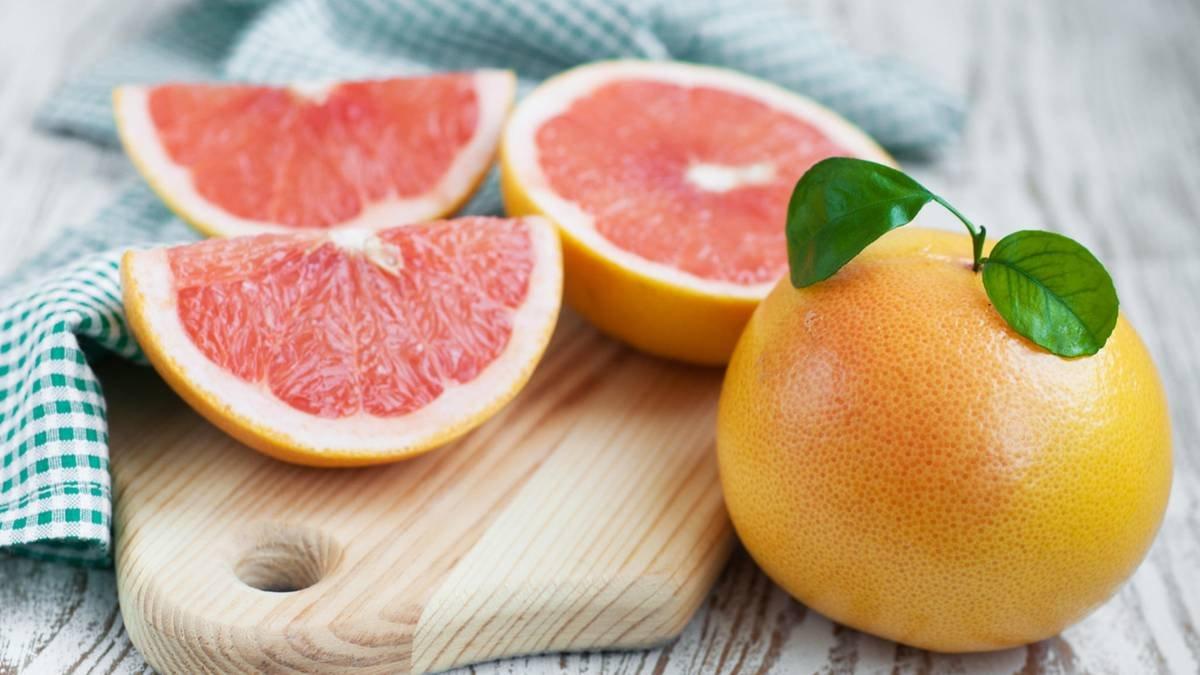 Грейпфрут: польза (15 полезных свойств) и вред