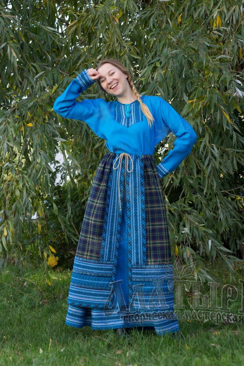 Что это - понева в русской культуре?