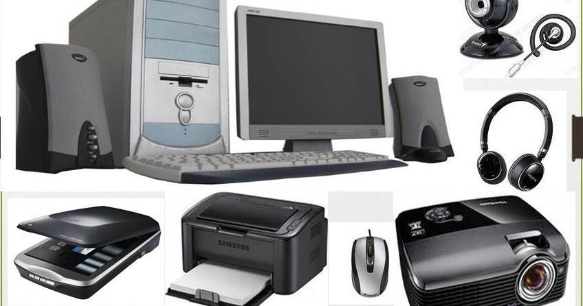 Что такое аппаратное обеспечение компьютера? и  из чего оно состоит?
