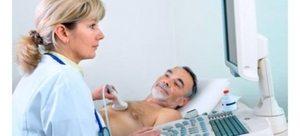 Чреспищеводная эхокардиография как метод исследования сердца