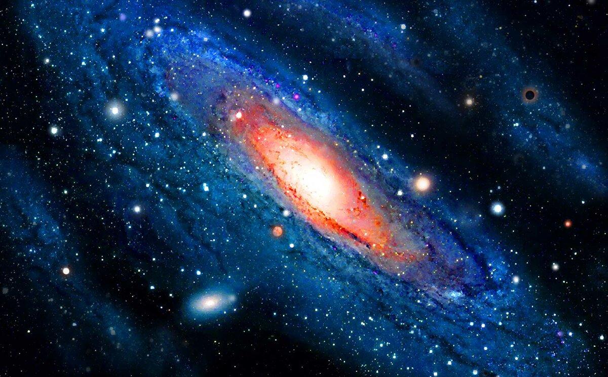 Галактика млечный путь: история, название, структура, будущее