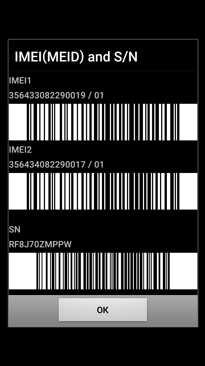 Как посмотреть imei телефона андроид 4 способа