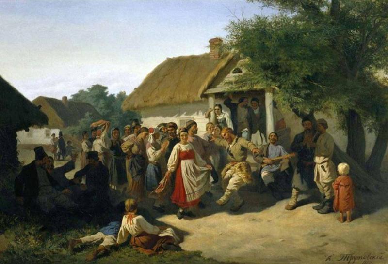 Магическая сила славянского хоровода