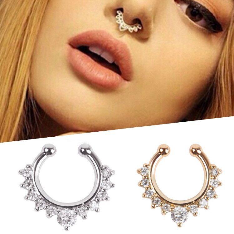 Пирсинг носа: фото, кольцо, гвоздик, цена, септум, серьги, заживление, виды, как называется, где сделать
