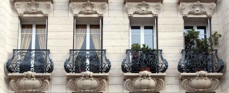 Французский балкон - в чем особенность? топ-100 фото дизайна