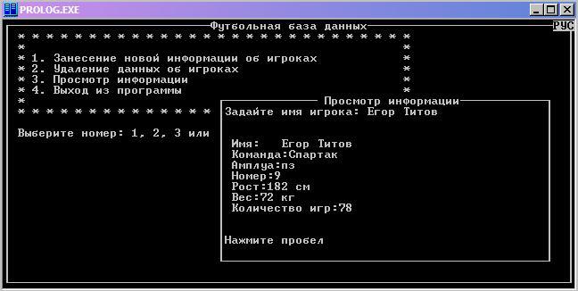 Пролог (язык программирования)