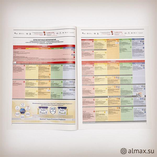 Все типы бумаги для печати в типографии