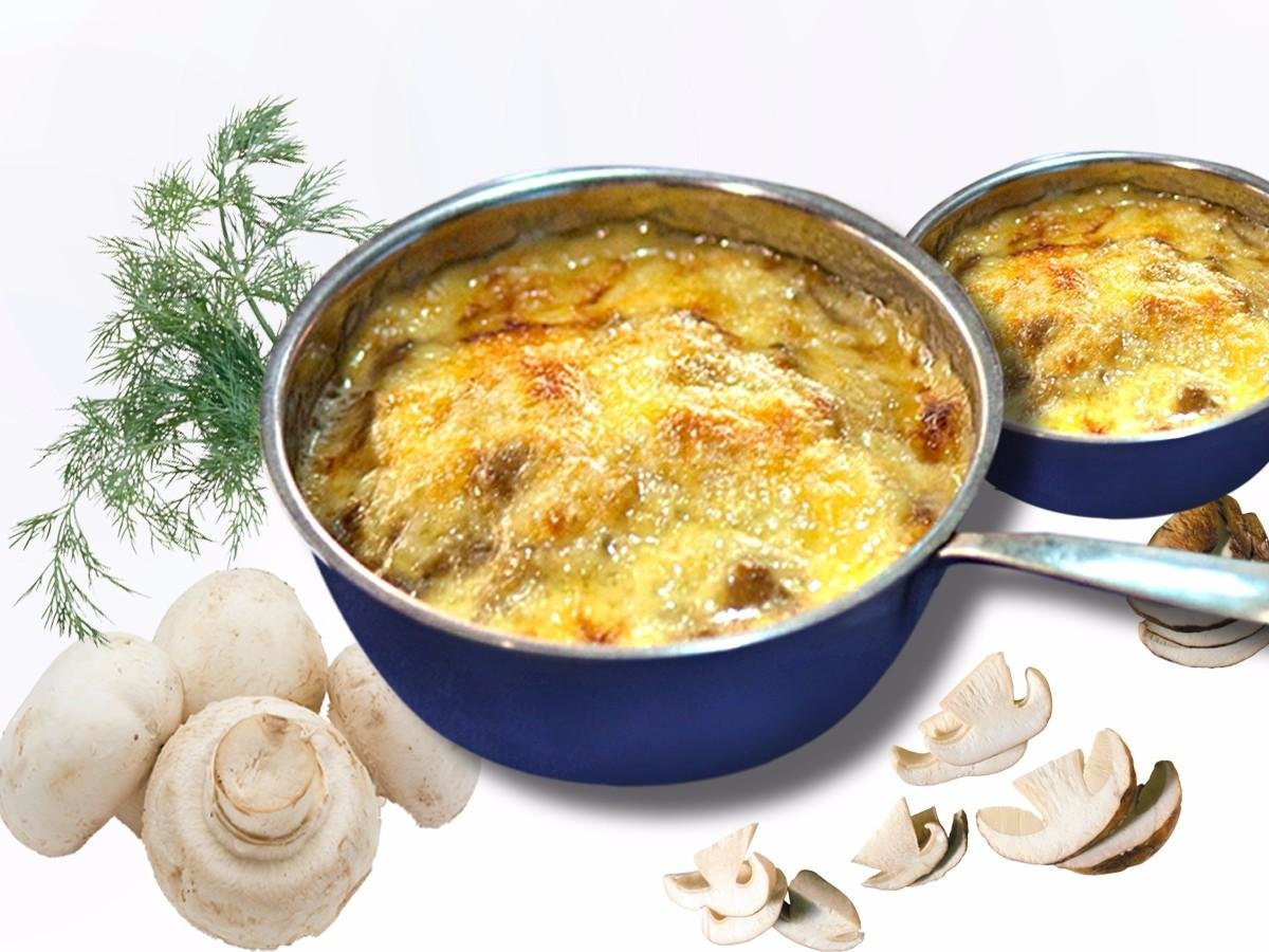 Жульен классический - 11 рецептов приготовления пошагово - 1000.menu