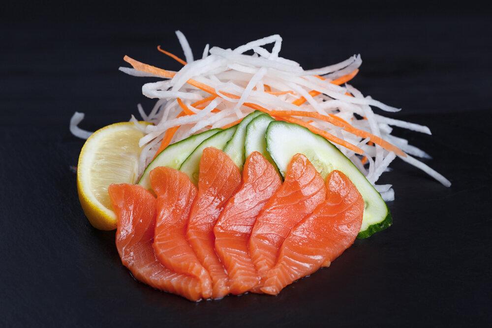 Любите японскую кухню? ешьте сашими! что это - мы вам расскажем