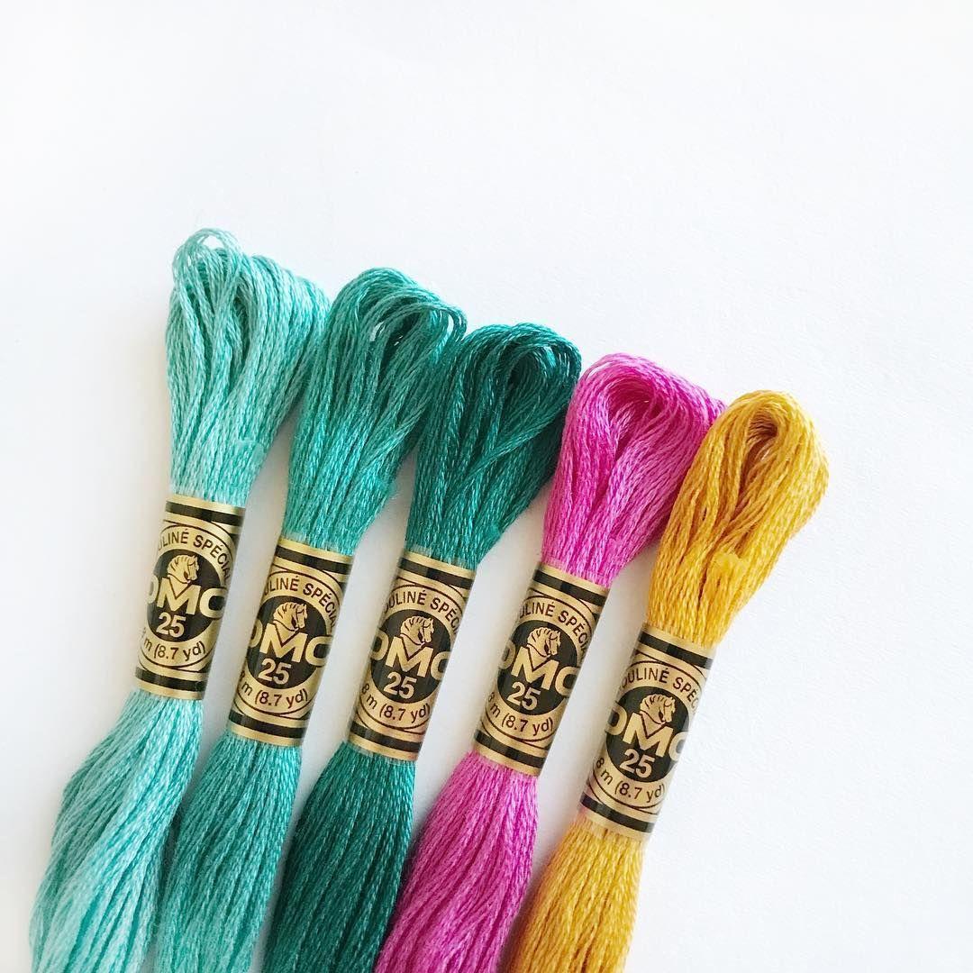 Урок 3. нитки для вышивания | основы вышивки крестом. учебный курс | акуна матата — сайт творческих женщин