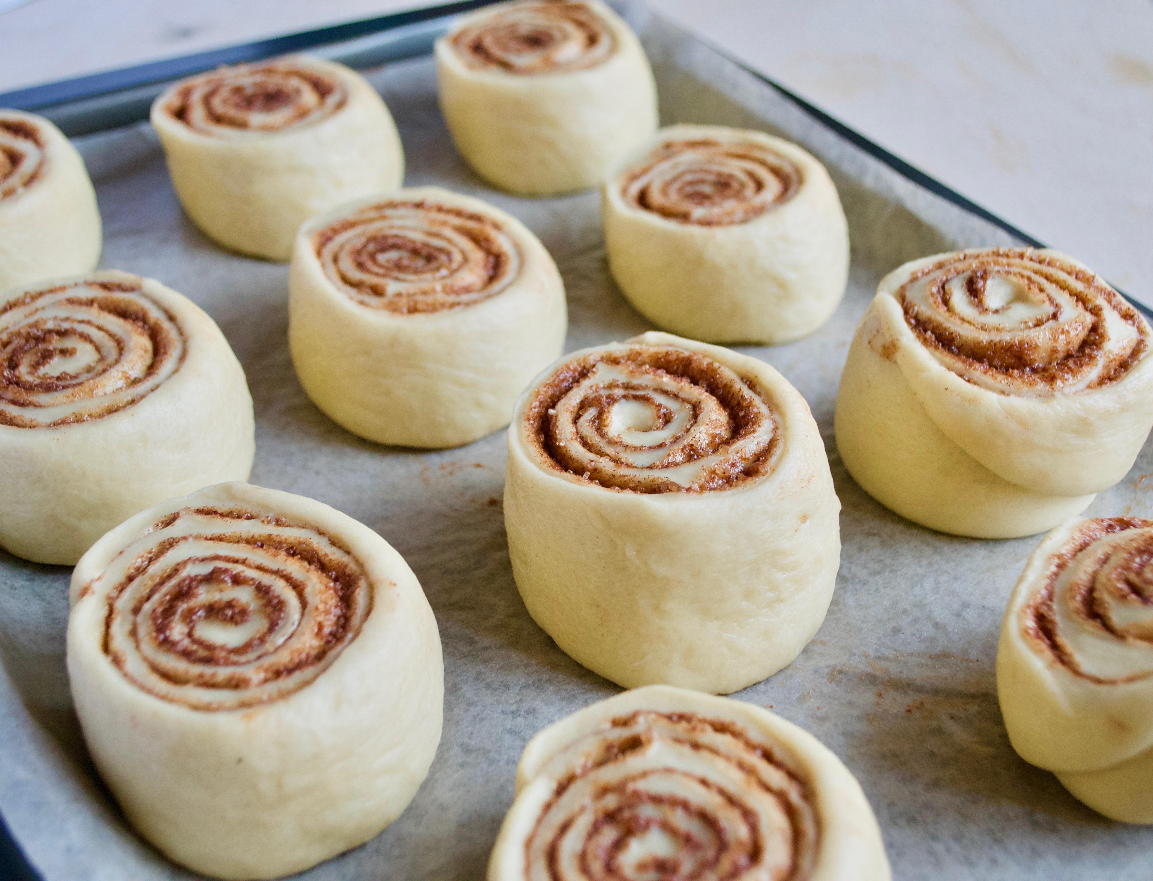 "Булочки ""синнабон"" по-эстонски – кулинарный рецепт"