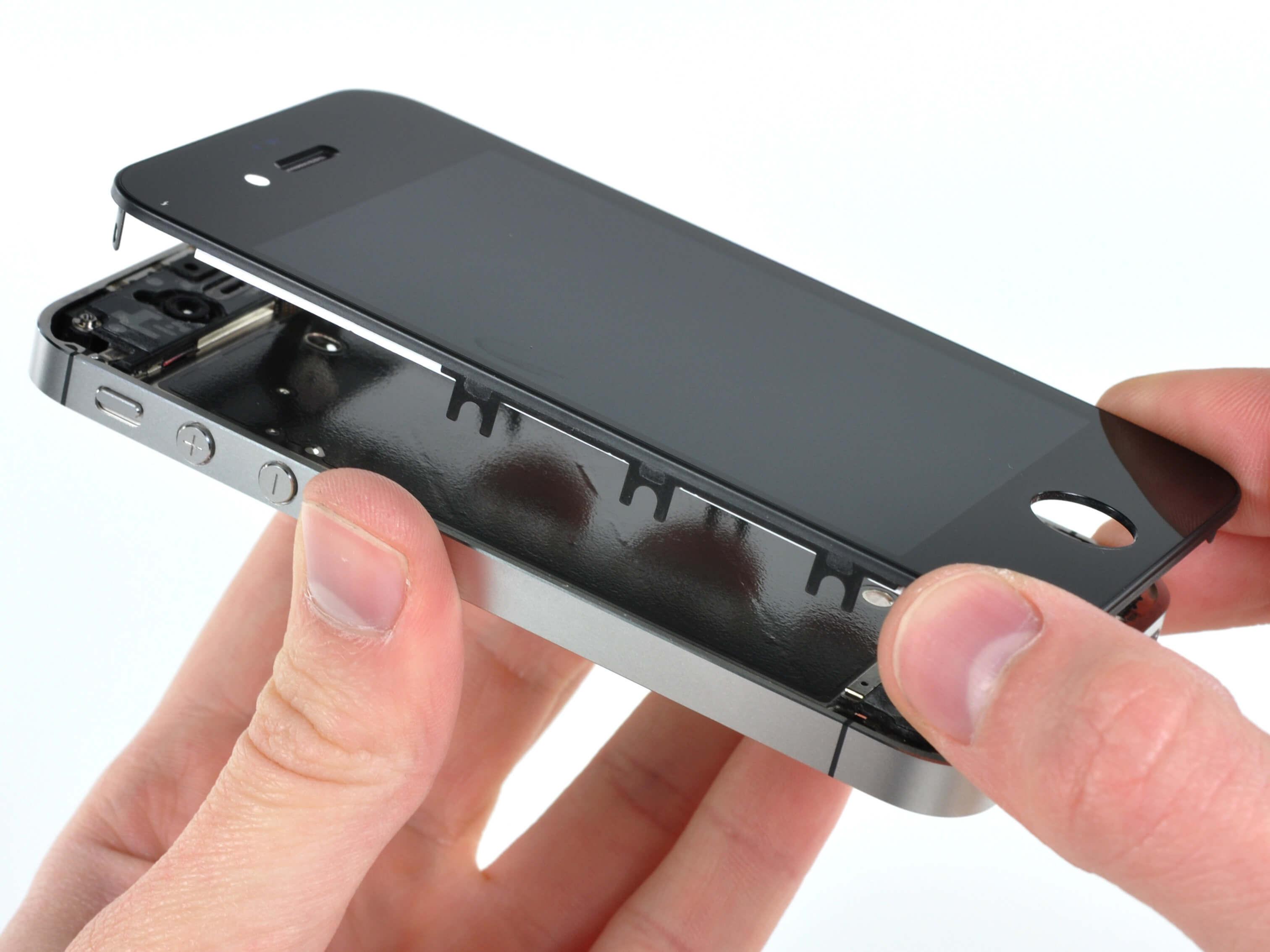 Из чего состоит дисплей смартфона