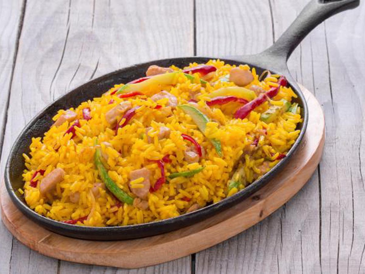Паэлья маринара – кулинарный рецепт