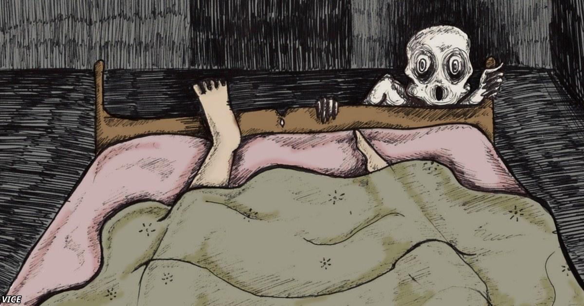 Сонный паралич или синдром строй ведьмы, его причины и лечение